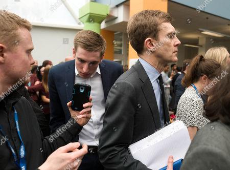 Seb Corbyn and Seumas Milne