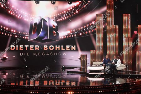 Editorial picture of German TV-Show Dieter Bohlen - Die Mega-Show, Cologne, Germany - 12 May 2017