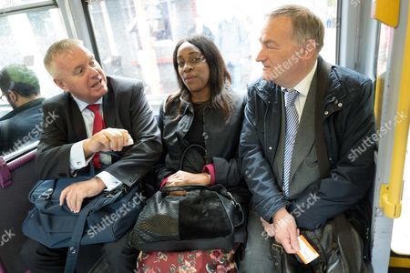 Stock Picture of Ian Lavery, Kate Osamor and Nick Brown