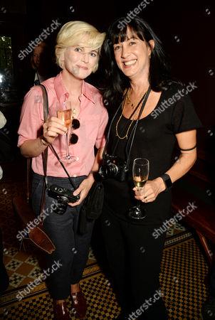 Sarah Lee and Polly Samson