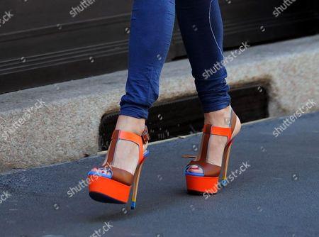 Gabriella Dompe - Shoe Detail