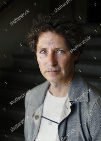 Stock Photo of Stefan Ahnhem