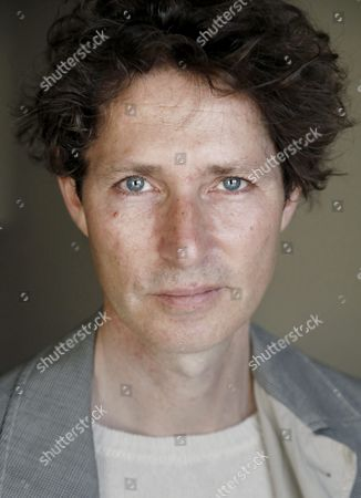 Stock Picture of Stefan Ahnhem