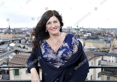 Stock Picture of Mari Jungstedt