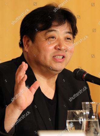 Editorial image of 'Tatara Samurai' screening, Tokyo, Japan - 15 May 2017
