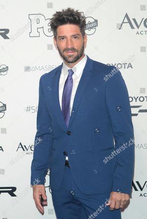 Editorial photo of People en Espanol's 50 Most Beautiful Gala, New York, USA - 16 May 2017