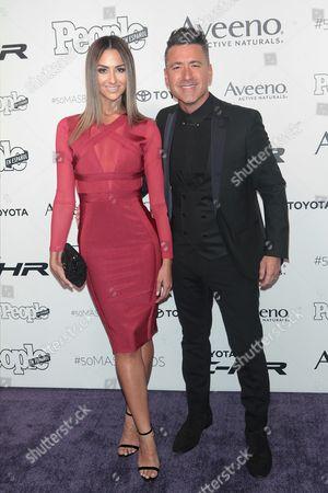 Karla Birbragher and Jorge Bernal