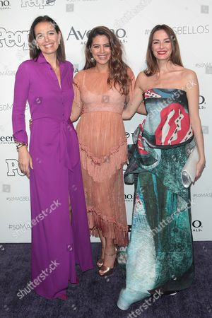 Editorial picture of People en Espanol's 50 Most Beautiful Gala, New York, USA - 16 May 2017