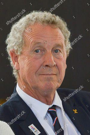 Guy Drut, IOC member.