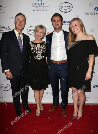 Michael Schwartz, Mary Beth Evans, Katherine Elizabeth Schwartz, Daniel Luke Schwartz