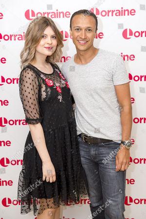 Chris Bisson and Scarlett Archer