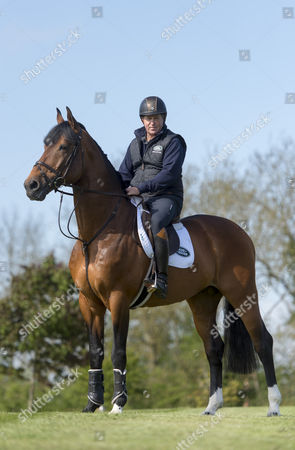 Nick Skelton and his horse, Big Star