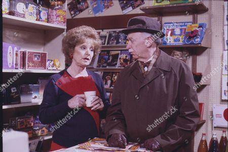 "Editorial image of ""Coronation Street"" TV series  - 1988"