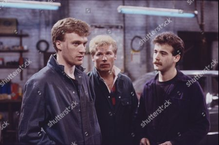 "Editorial image of ""Coronation Street"" TV series  - 1988"
