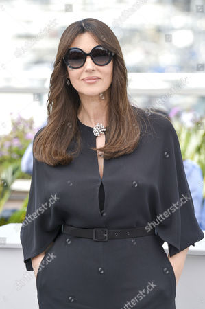 Stock Image of Monica Belluci