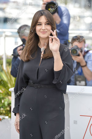 """Editorial photo of CANNES: """"Maîtresse de Cérémonie"""" Photocall, Cannes, France - 17 May 2017"""