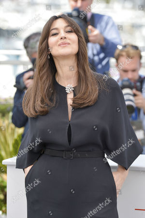 """Editorial image of CANNES: """"Maîtresse de Cérémonie"""" Photocall, Cannes, France - 17 May 2017"""
