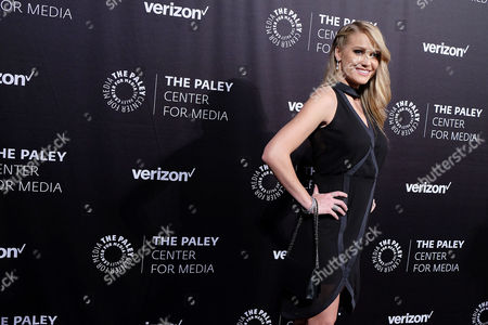 Editorial photo of The Paley Center Honors Celebrating Women in Television Presented by Verizon, New York, USA - 17 May 2017