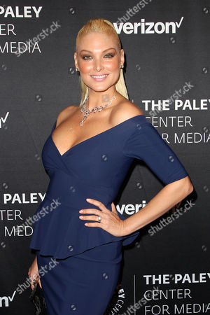 Editorial image of The Paley Center Honors Celebrating Women in Television Presented by Verizon, New York, USA - 17 May 2017