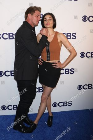 Kenny Johnson and Lina Esco