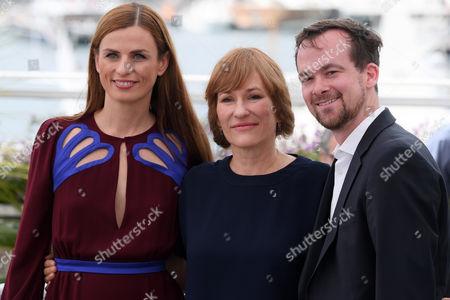 Janine Jackowski, Valeska Grisebach and Jonas Dornbach