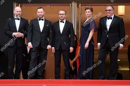 Editorial image of 'Loveless' premiere, 70th Cannes Film Festival, France - 18 May 2017