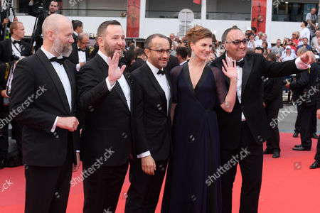 Editorial photo of 'Loveless' premiere, 70th Cannes Film Festival, France - 18 May 2017