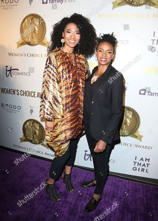 Judith Hill, Angie Swan