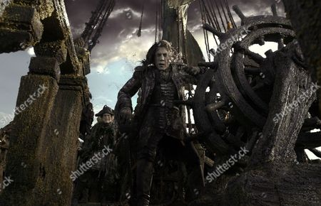 """Editorial picture of """"Pirates Of The Caribbean: Dead Men Tell No Tales"""" Film - 2017"""