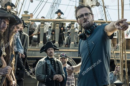 """Editorial image of """"Pirates Of The Caribbean: Dead Men Tell No Tales"""" Film - 2017"""