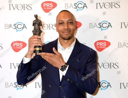 Editorial picture of Ivor Novello Awards, London, UK - 18 May 2017