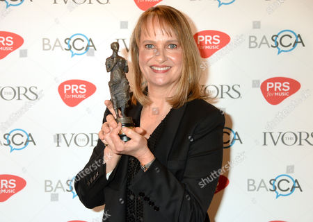 Stock Image of Anne Dudley - PRS for Music Outstanding Contribution to British Music