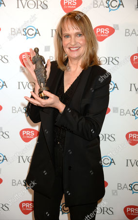 Anne Dudley - PRS for Music Outstanding Contribution to British Music
