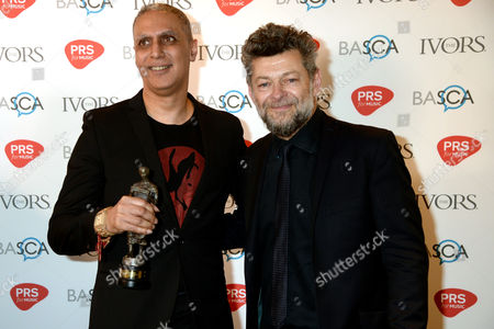 Nitin Sawhney - Lifetime Achivement Award and Andy Serkis