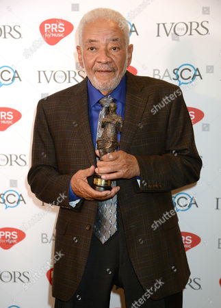 Stock Photo of Bill Withers - PRS for Music Special International Award