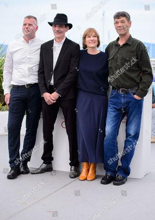 Reinhard Wetrek, Meinhard Neumann, Valeska Grisebach and Syuleyman Alilov
