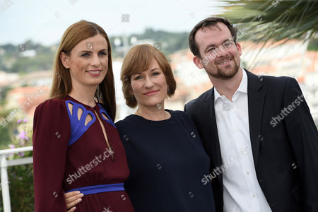 Editorial picture of 'Western' photocall, 70th Cannes Film Festival, France - 18 May 2017
