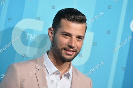 Editorial image of CW Upfront, Arrivals, New York, USA - 18 May 2017