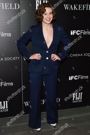 Editorial picture of 'Wakefield' film screening, Arrivals, New York, USA - 18 May 2017