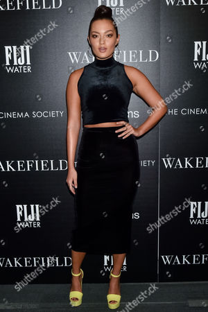 Editorial photo of 'Wakefield' film screening, Arrivals, New York, USA - 18 May 2017
