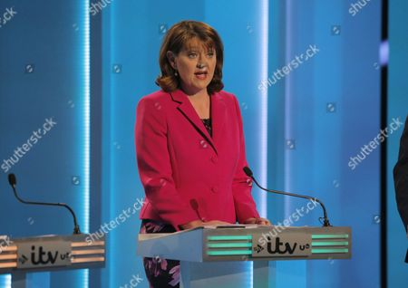Editorial picture of ITV Leaders Debate Media Centre, Manchester, UK - 18 May 2017