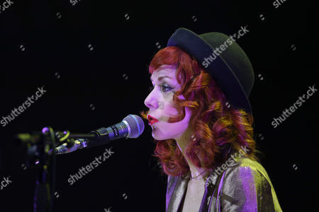Editorial image of The Anchoress in concert at the Glasgow Royal Concert Hall, Glasgow, UK - 18 May 2017