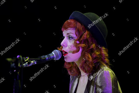 Editorial picture of The Anchoress in concert at the Glasgow Royal Concert Hall, Glasgow, UK - 18 May 2017