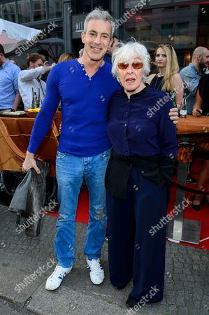 Gedeon Burkhard and Mutter Elisabeth von Molo