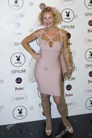Stock Photo of Marlene Mourreau