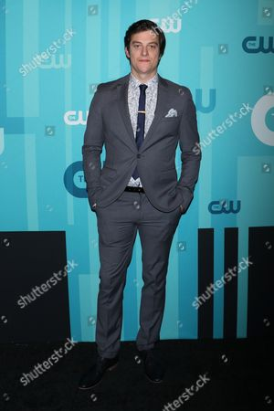 Editorial photo of The CW Upfront, Arrivals, New York, USA - 18 May 2017