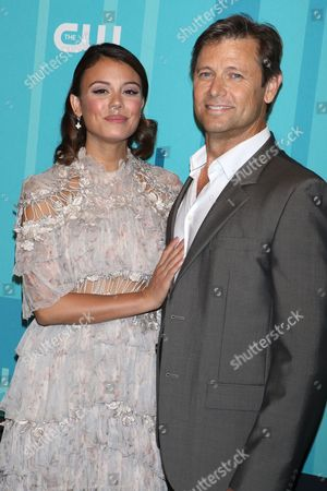 Nathalie Kelley and Grant Show