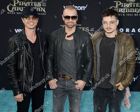 Lawrence Brothers, Andrew Lawrence, Joey Lawrence, Matthew Lawrence