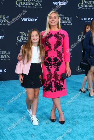 Editorial photo of 'Pirates of the Caribbean: Dead Men Tell No Tales' film premiere, Arrivals, Los Angeles, USA - 18 May 2017