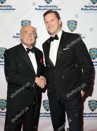 Bill Bratton, Willie Geist